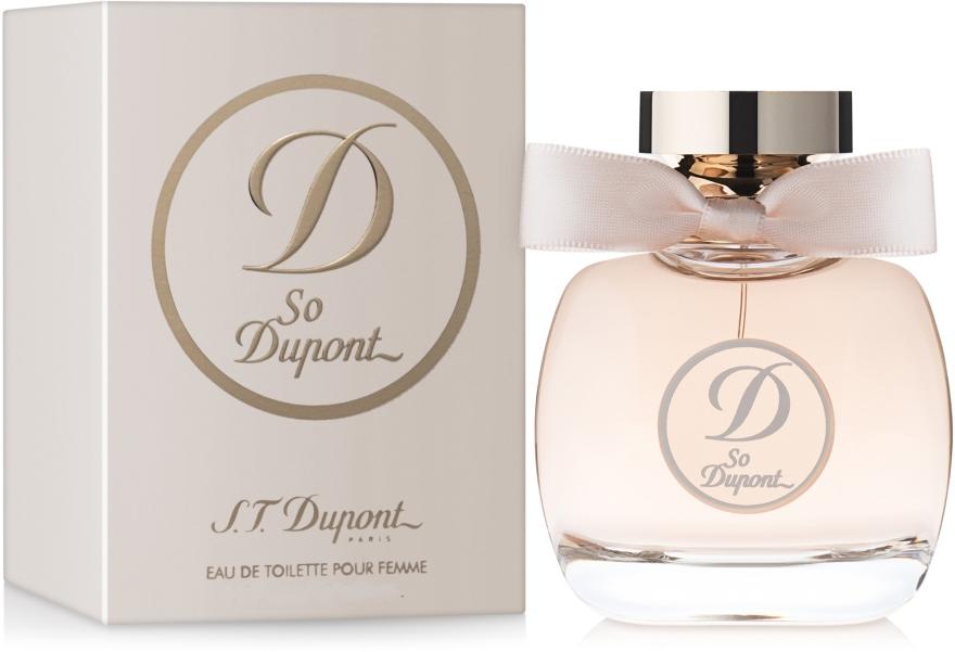 S.T. Dupont So Dupont Pour Femme - Eau de toilette