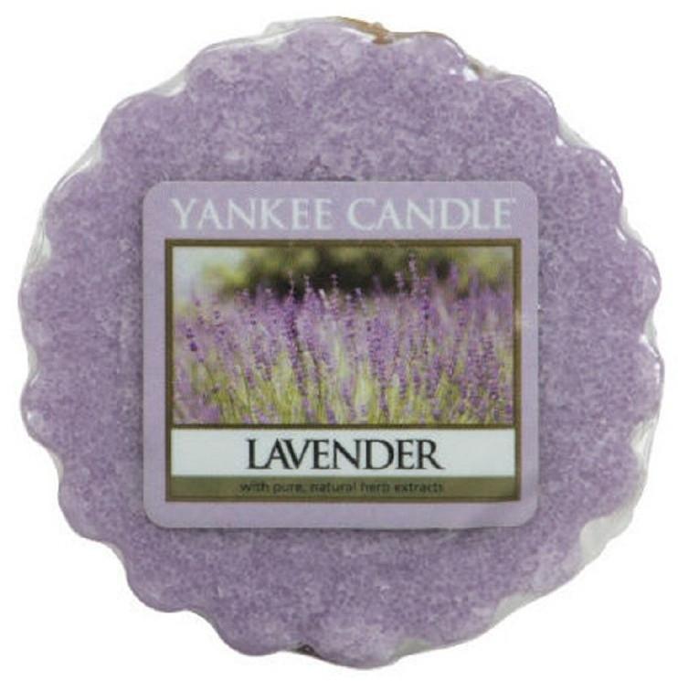 Cera profumata - Yankee Candle Lavender Tarts Wax Melts — foto N1