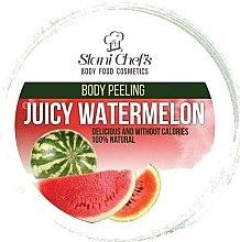 """Profumi e cosmetici Scrub per corpo """"Anguria succosa"""" - Hristina Stani Chef'S Juicy Watermelon Body Peeling"""
