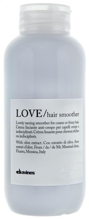 Crema lisciante per capelli indisciplinati - Davines Love Lovely Taming Smoother Cream — foto N1