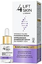 Profumi e cosmetici Siero antirughe per viso e collo - Lift4Skin Bakuchiol Lift Wrinkle-Filling Face & Neck Serum