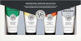 Profumi e cosmetici Set - The Real Shaving Co. (cr/2x50ml + shave/gel/50ml + scr/50ml)