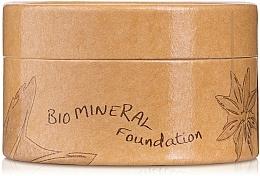 Fondotinta in polvere biominerale - Couleur Caramel Bio Mineral Foundation — foto N2