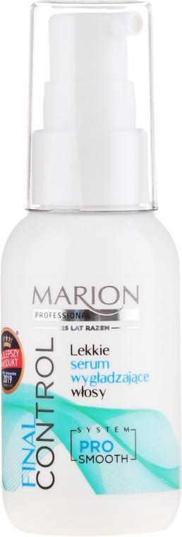 Siero capelli levigante - Marion Final Control