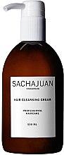 Profumi e cosmetici Crema detergente per capelli - Sachajuan Hair Cleansing Cream