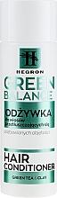 Profumi e cosmetici Balsamo per capelli grassi - Hegron Green Balance Hair Conditioner