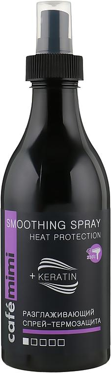 Spray levigante termo-protettore - Cafe Mimi Smoothing Spray Heat Protection