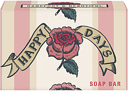 Profumi e cosmetici Sapone mani alla rosa selvatica - Bath House Happy Days Hand Soap