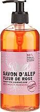 Profumi e cosmetici Sapone liquido Aleppo - Tade Liquide Rose Scented Soap