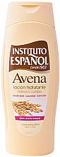 Profumi e cosmetici Lozione idratante corpo e mani - Instituto Espanol Avena Moisturizing Lotion Hand And Body