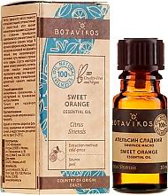 "Profumi e cosmetici Olio essenziale ""Arancia dolce"" - Botanika Orange Sweet Essential Oil"