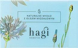 Profumi e cosmetici Sapone naturale all'olio di mandorle - Hagi Soap