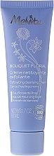 Profumi e cosmetici Crema esfoliante detergente - Melvita Bouquet Floral Exfoliating Cleansing Cream