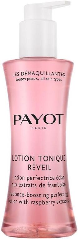 Lozione illuminante con estratto di lampone - Payot Les Demaquillantes Radiance-Boosting Perfecting Lotion — foto N1