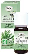 Profumi e cosmetici Olio essenziale di cipresso - Galeo Organic Essential Oil Cypress