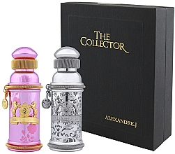 Profumi e cosmetici Alexandre.J Rose Oud - Set (edp/2x30ml)