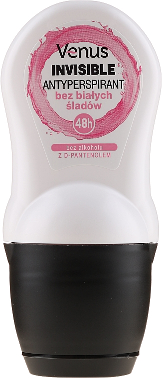 Deodorante roll-on - Venus Antyperspirant Roll-On Invisible
