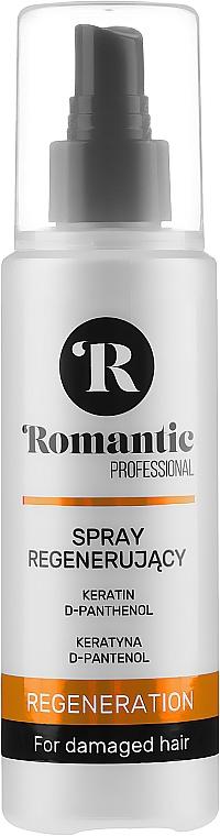 Spray rivitalizzante per capelli - Romantic Professional
