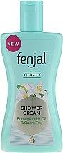 Profumi e cosmetici Gel doccia rivitalizzante - Fenjal Vitality Body Wash