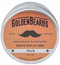 Profumi e cosmetici Cera per baffi - Golden Beards Moustache Wax