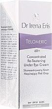 Profumi e cosmetici Crema-lifting contorno occhi - Dr Irena Eris Telomeric Concentrated Re-Tautening Eye Cream SPF20