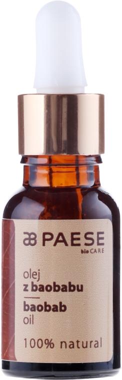 "Olio di Baobab ""Cocktail vitaminico"" - Paese Baobab Oil — foto N2"