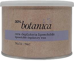 Profumi e cosmetici Cera depilatoria liposolubile - Trico Botanica Depil Botanica Talc