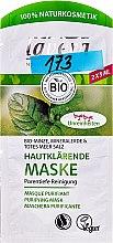 Profumi e cosmetici Maschera viso purificante - Lavera Bio-Mask Cleansing