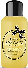 Profumi e cosmetici Solvente con glicerina e olio di lino - Silcare