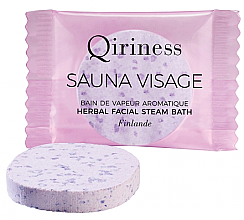 Profumi e cosmetici Detergente viso - Qiriness Sauna Visage