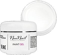 Profumi e cosmetici Gel unghie - NeoNail Professonal Paint UV/LED Gel
