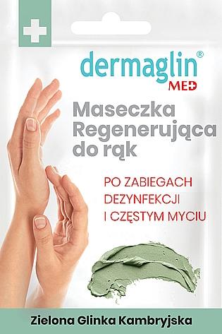 Maschera mani rigenerante - Dermaglin