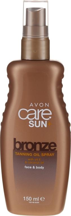Spray-Olio idratante per corpo - Avon Sun Care — foto N1