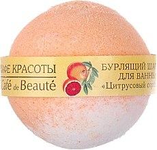 """Profumi e cosmetici Bomba da bagno """"Sorbetto agli agrumi"""" - Le Cafe de Beaute Bubble Ball Bath"""