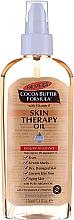 Profumi e cosmetici Olio di rosa canina per la cura della pelle di viso e corpo - Palmer's Cocoa Butter Skin Therapy Oil Rosehip
