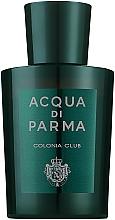 Profumi e cosmetici Acqua di Parma Colonia Club - Colonia