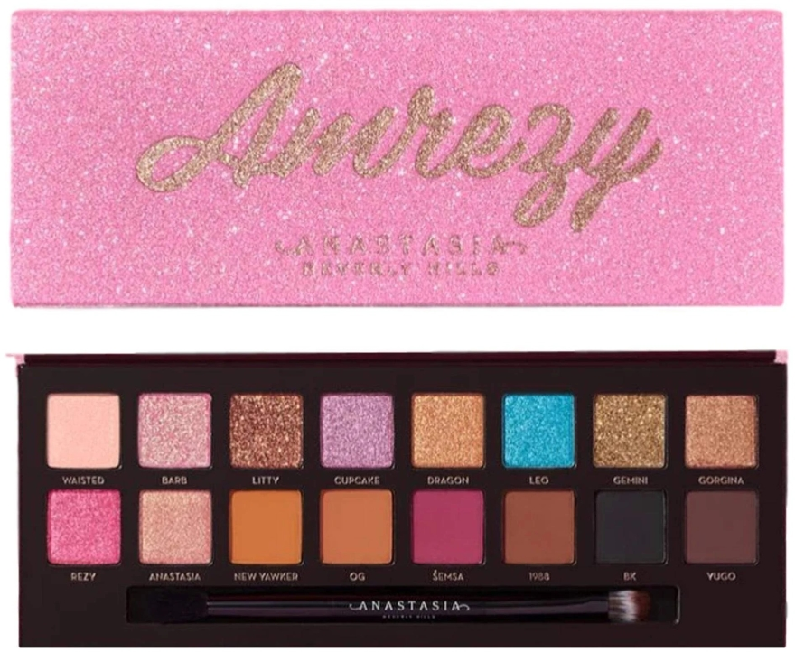 Palette ombretti - Anastasia Beverly Hills Amrezy Eyeshadow Palette