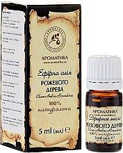 """Profumi e cosmetici Olio essenziale """"Palissandro"""" - Aromatici"""