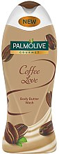 Profumi e cosmetici Gel doccia - Palmolive Gourmet Coffee Love Butter Body Wash