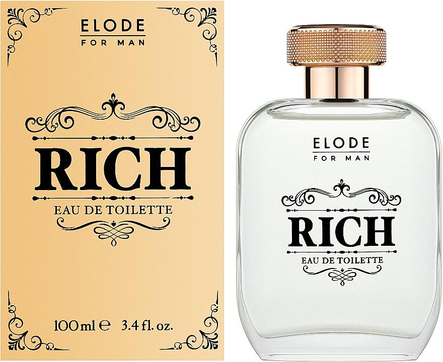 Elode Rich - Eau de toilette — foto N2