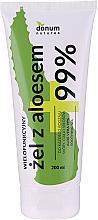 """Profumi e cosmetici Gel multifunzionale """"Aloe Vera"""" per viso, corpo e capelli - Donum Naturea Aloe Vera 99% Soothing Gel"""
