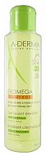 Profumi e cosmetici Gel lenitivo detergente - Aderma Exomega Control Emollient Cleansing Gel Anti-Scratching