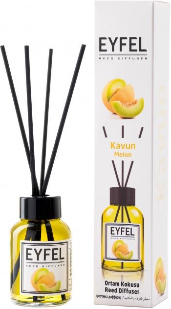 """Diffusore di aromi """"Melone"""" - Eyfel Perfume Reed Diffuser Melon"""