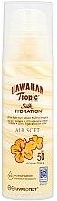 Profumi e cosmetici Lozione solare - Hawaiian Tropic Silk Hydration Air Soft Lotion SPF 50