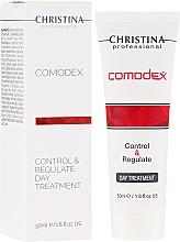 Siero viso per la pelle grassa e problematica - Christina Comodex Control&Regulate Day Treatment — foto N1