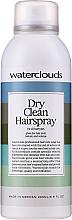 Profumi e cosmetici Shampoo secco - Waterclouds Volume Dry Clean Hairspray