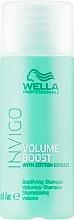 Profumi e cosmetici Shampoo volumizzante - Wella Professionals Invigo Volume Boost Bodifying Shampoo
