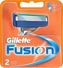 Profumi e cosmetici Lamette di ricambio - Gillette Fusion