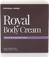 Profumi e cosmetici Crema corpo rassodante - Natura Siberica Fresh Spa Imperial Caviar Royal Body Cream