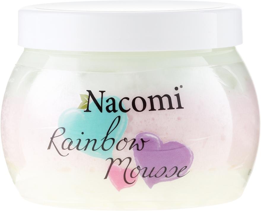 Mousse corpo, con aroma di anguria - Nacomi Rainbow Mousse